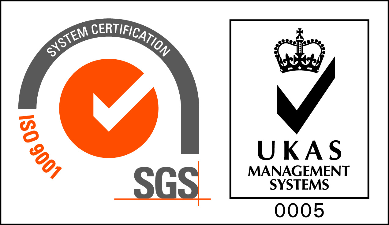 ISO 9001 UKAS 2014 TCL HR